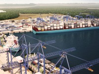 DCT Gdansk aumenta capacidade para 3M  TEU