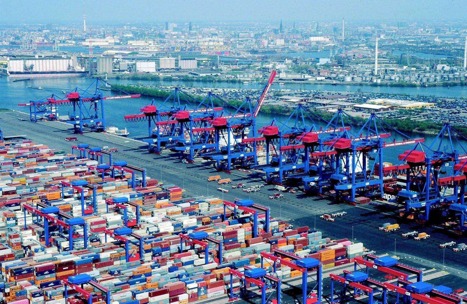 Hamburgo investe 238 milhões em dragagens
