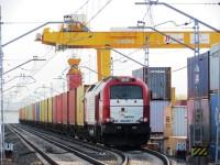 Portos espanhóis investem na ferrovia