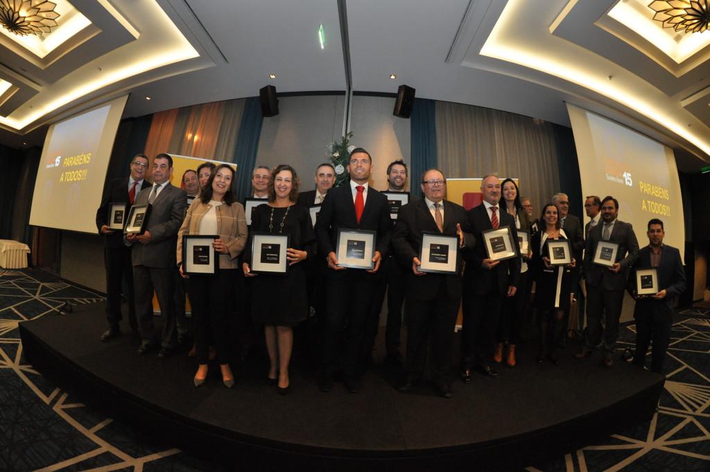 Premios de Carga 2015