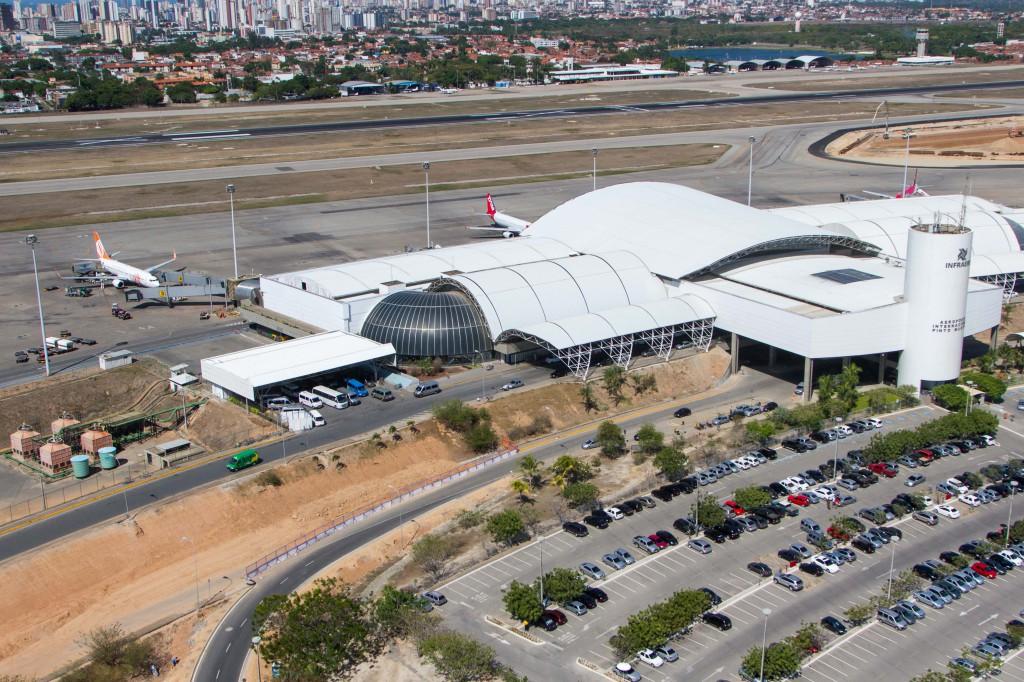 Fortaleza - aérea aeroporto