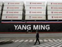 Combustível atira Yang Ming para o vermelho