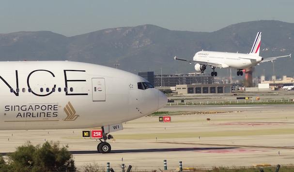 Aeroporto de Barcelona