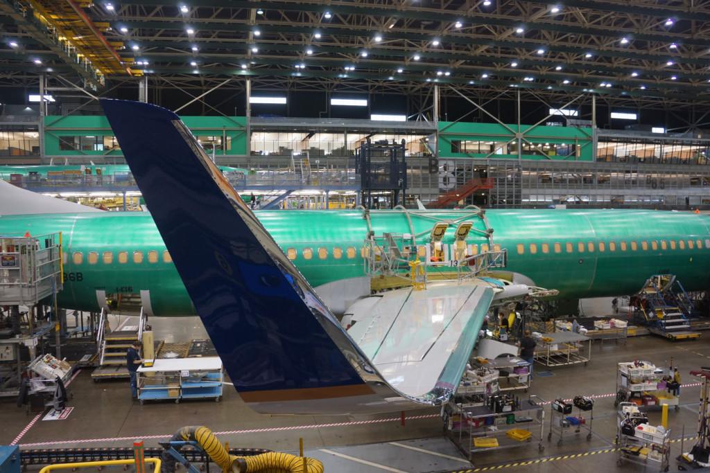 Boeing continua a sofrer com a crise do B737 MAX