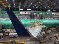 Entregas da Boeing caem com o 737 MAX