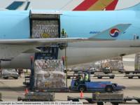 Aeroporto de Bruxelas arrisca 25% das mercadorias por causa do ruído