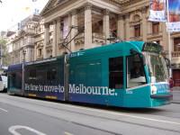Metro ligeiro de Melbourne será movido a energia solar