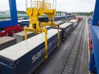 Samskip e Rail Cargo ligam Roménia e Suécia