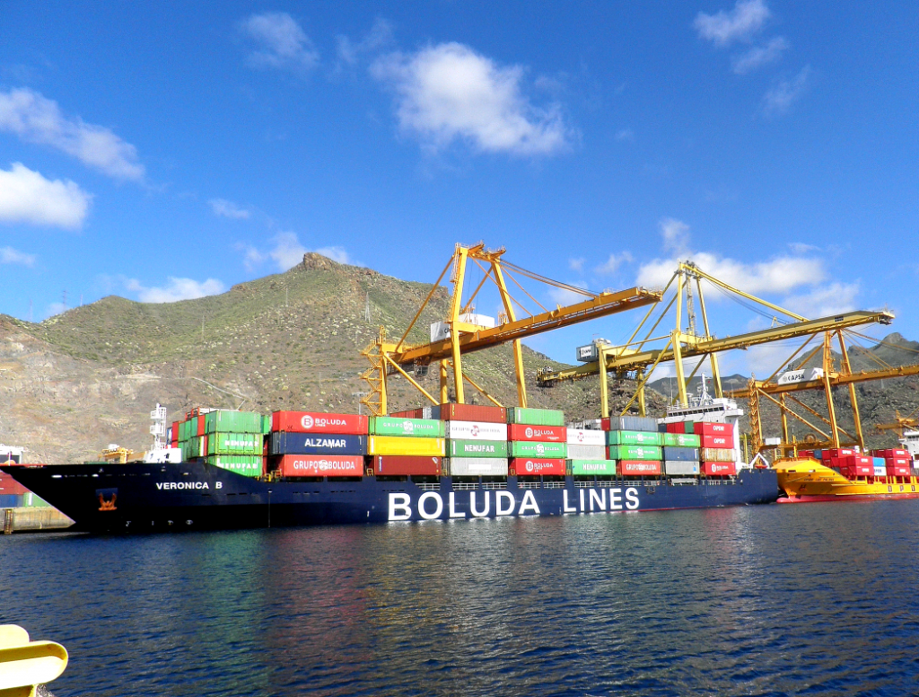 Terminal Capsa - Tenerife - Boluda