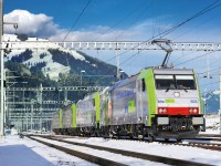 SNCF Logistics autorizada a entrar na BLS Cargo