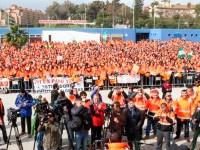Estivadores espanhóis anunciam mais oito dias de greve