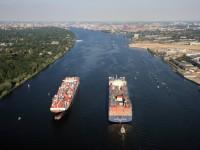 Hamburgo mais próximo de poder dragar o Elba