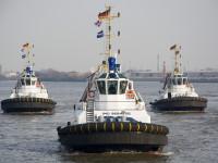 Boluda entra nos reboques dos portos alemães