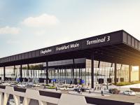 BEI financia novo Terminal 3 do aeroporto de Frankfurt