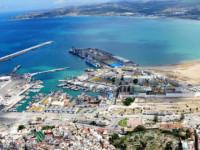 Argélia pode arrancar com terminal de 6,3 milhões de TEU