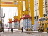 Global Ports perdeu 19% dos contentores em 2016