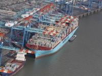 EUA investigam cartel no transporte marítimo de contentores