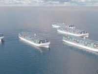 """China entra na """"corrida"""" aos navios autónomos"""