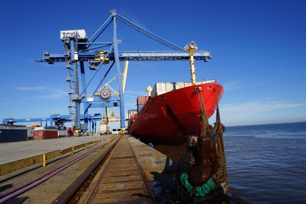 Porto de Lisboa: sindicatos alertam para especulação