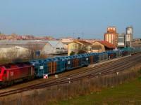 Tráfego ferroviário Portugal-Espanha cresceu 17%
