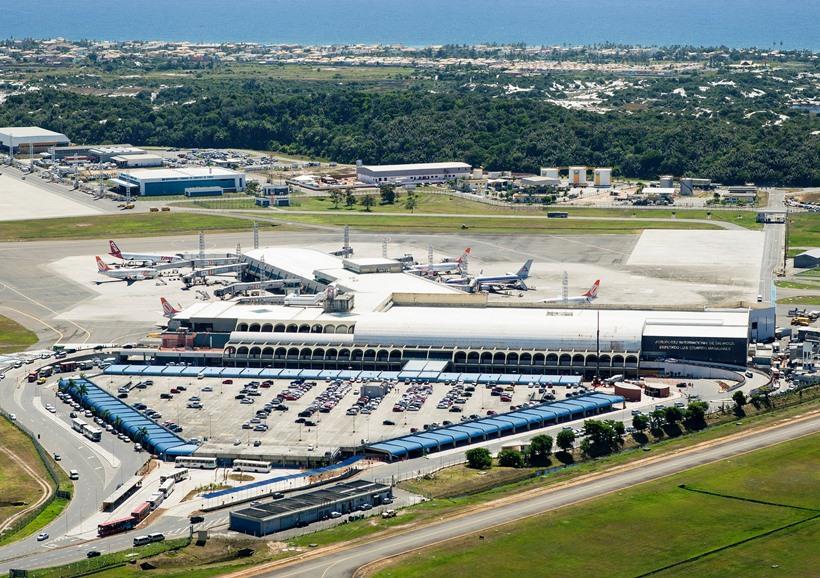 aeroporto salvador da baía
