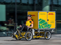 "DHL lança City Hub para ""alimentar"" as Cubicycles"