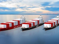 Eimskip e Royal Arctic Line autorizadas a cooperar