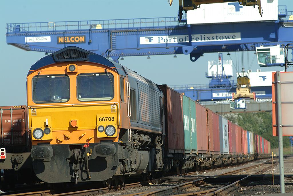 Comboios - UK