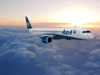 Embraer entrega menos aviões no primeiro trimestre