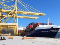 MacAndrews estreia terminal do TCL em Ferrol