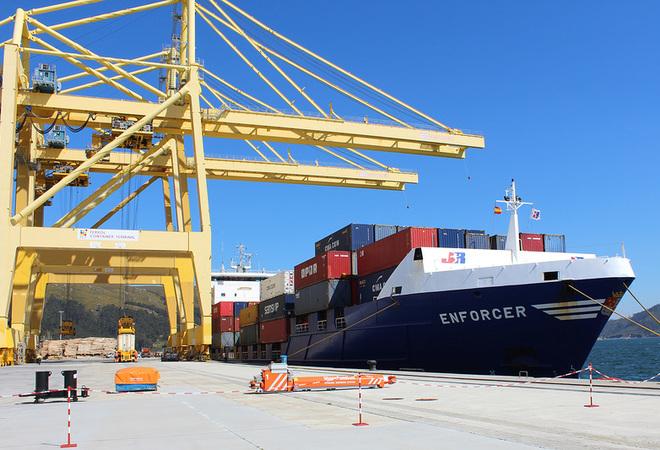 FCT - Terminal de Contentores de Ferrol