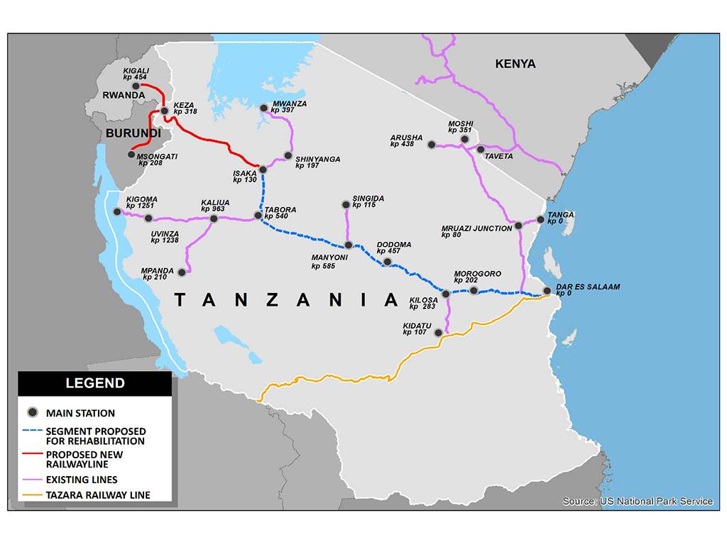 Mota-Engil - Tanzania