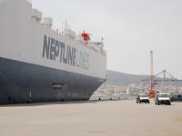 Neptune Lines inclui Setúbal no serviço Atlântico-Mar Negro