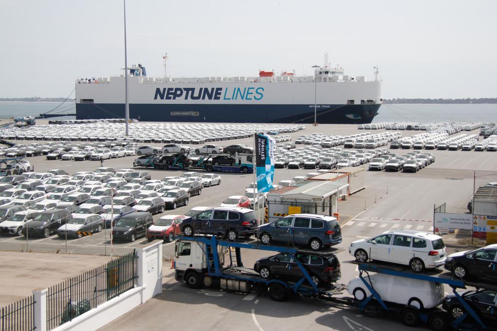 Porto de Setúbal - Neptune Lines