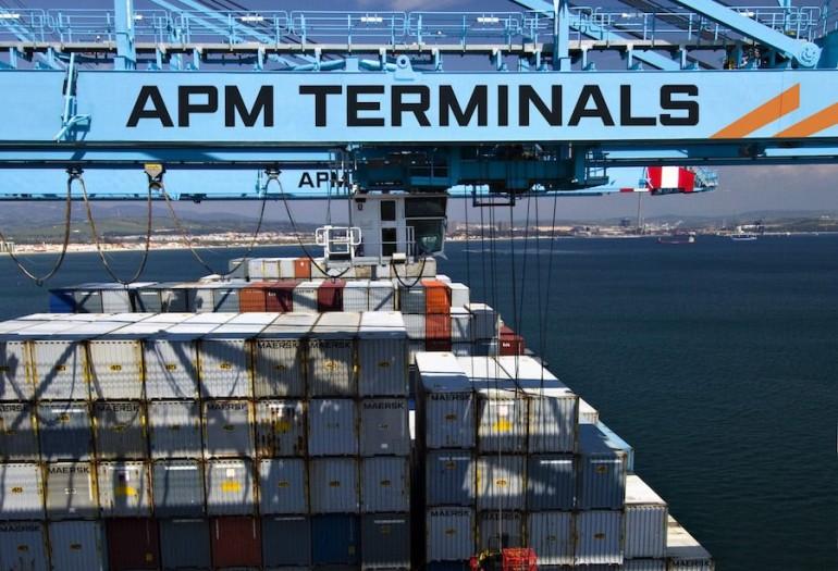 APM-Terminals Gotemburgo