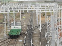 Adif electrifica linha Salamanca-fronteira