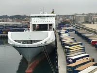 CLdN requer terminal… em Santander