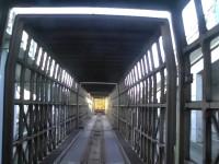 Menos camiões no Eurotunnel em Abril