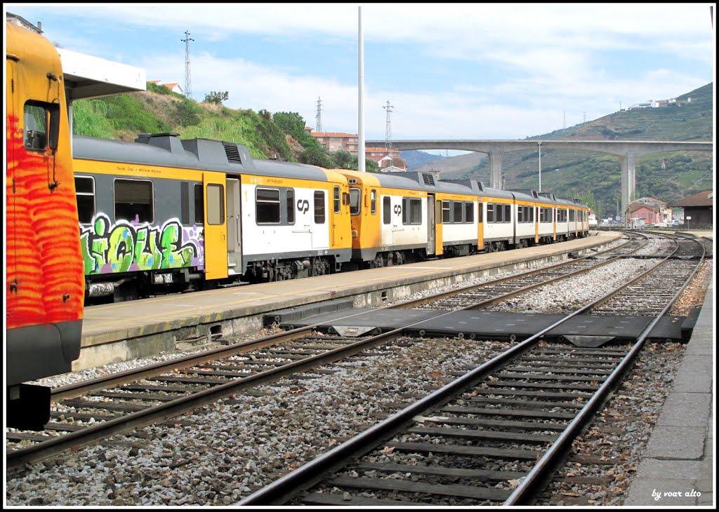 CP vai alugar mais comboios à Renfe