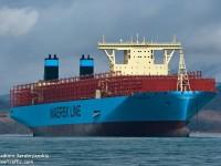 Maersk cresce à boleia da Hamburg Süd