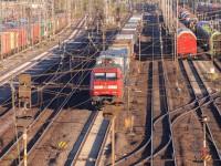 CE aprova plano alemão de promoção da ferrovia