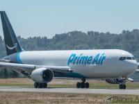 Amazon lança hub de carga aérea em Cincinnati