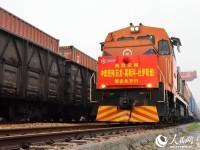 Ceva lança mais um comboio entre a China e a Alemanha