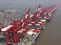 China com sete portos no top 10 mundial