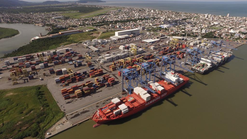 Portos do Brasil requerem muitos investimentos até 2040
