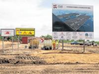Angola: Porto do Caio operacional em 2020