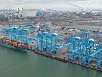 Roterdão prepara expansão do Maasvlakte II