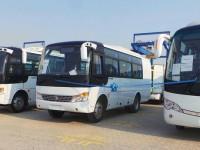 Luanda recebe 240 novos autocarros