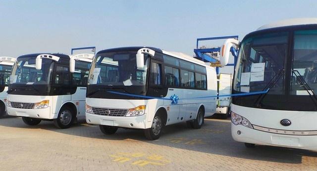 Autocarros - Luanda