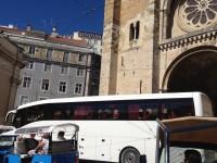 ANTROP critica proibição de autocarros turísticos em Lisboa